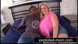 Big Tits Milf whore fucking black dude in Big Boobs Mature Video