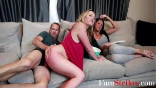 Dad Cock Nudges Daughter Pussy by Adira Allure mature cock fuck xxx