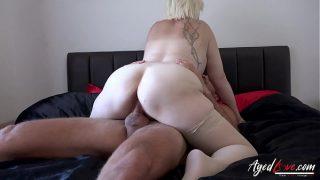 Horny British Mature Using Hard Rough Sex