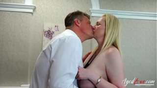 Horny mature  Suzie Stone and Marc Kaye Hardcore Sex