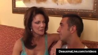Hot Horny Cougar Deauxma Bangs Newbie Big Dick Keiran Lee