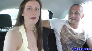 Rammed british mature jizzed in mouth