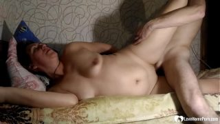 Stepmom cannot have enough of his hard cock