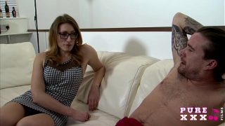 Stepmom likes them young mature pussy drilling