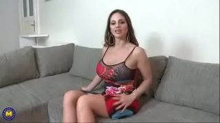 top mature moms seduce young sons