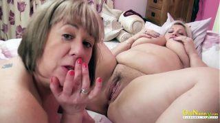 Two British Mature Lesbians Masturbation xxx